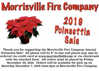 2019 Poinsettia Sale!