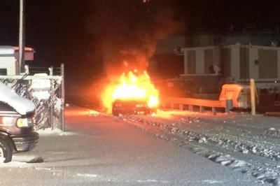 AUTO FIRE ON PHILADELPHIA AVE